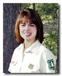 Red Rock District Ranger Heather Provencio