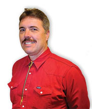 Coconino Forest Supervisor Earl Stewart